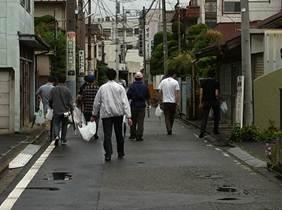 6/17 「まちなか清掃活動」に参加しました。